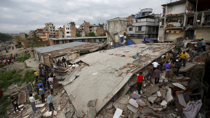 Deadly Nepal quake was long predicted