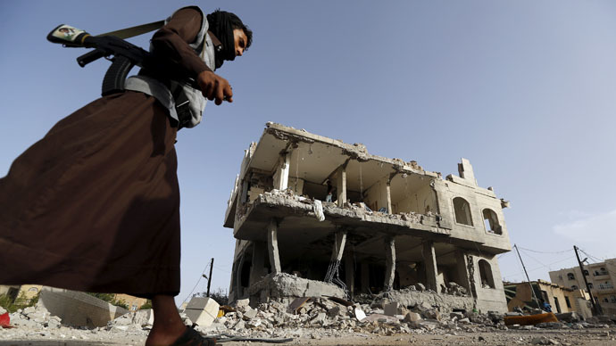 Yemen rejects peace talks with ex-president amid continuing bombing and fighting