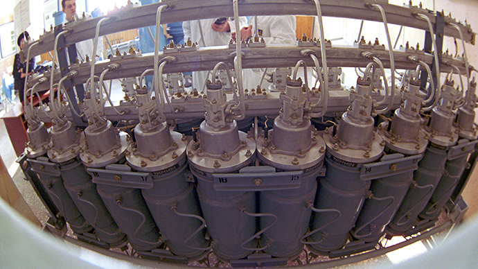 Russia 1st to test 10Gen uranium enrichment centrifuges