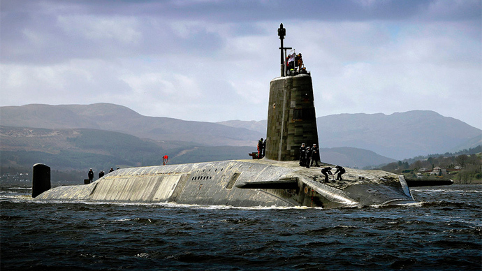 ​Trident nukes could move to Gibraltar under SNP pressure, says academic