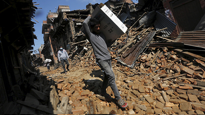 Damage in Nepal estimated up to $10bn, may exceed entire GDP