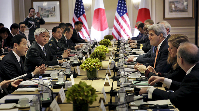 US & Japan unveil new defense policy amid China tensions