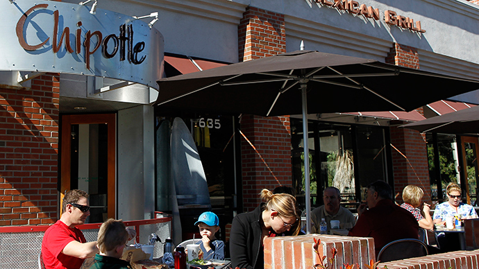 GMO-free burritos: Chipotle 1st fast-food chain to ditch genetic-modifications
