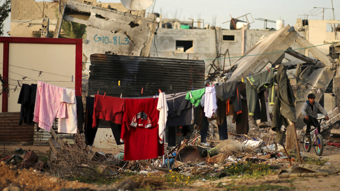 UN blames Israel for attacks on schools during Gaza War