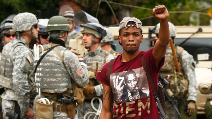 Baltimore uprising: Solidarity protests spread across US