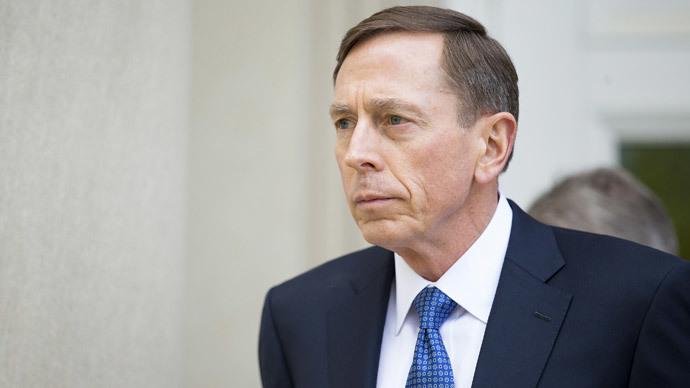 'Unparalleled' public interest: US media unite to demand classified Petraeus case docs