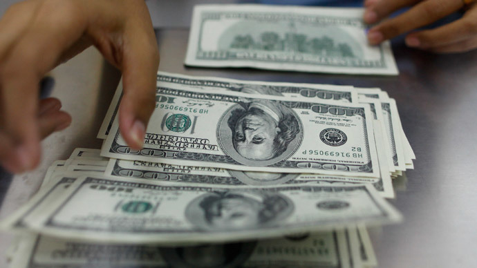 US dollar payments from Crimea blocked by Western banks - media