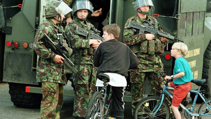 Prominent counter-insurgency general sued over N. Ireland killing