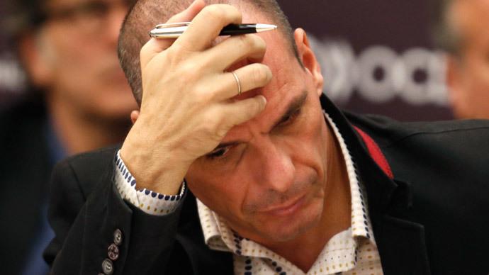Greece replaces Finance Minister Varoufakis as lead in debt talks