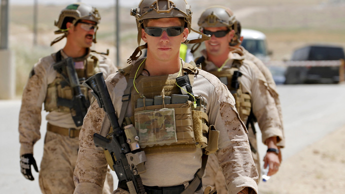 Canadian Spec Ops Involved in Iraq Firefight