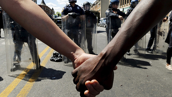 Baltimore: Long history of conflicts btwn police, residents