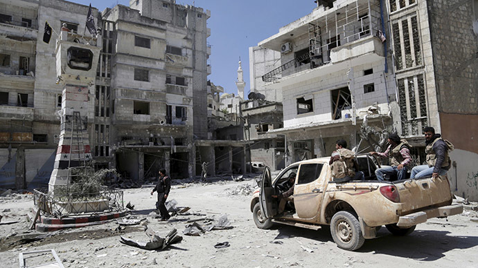 ​'Direct aggression': Syria accuses Turkey of helping militants