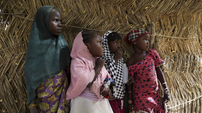 200 girls & 93 women rescued in Nigerian army raids on Boko Haram strongholds