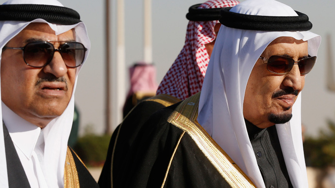 Saudi royal reshuffle likely to ensure kingdom's US loyalty for decades