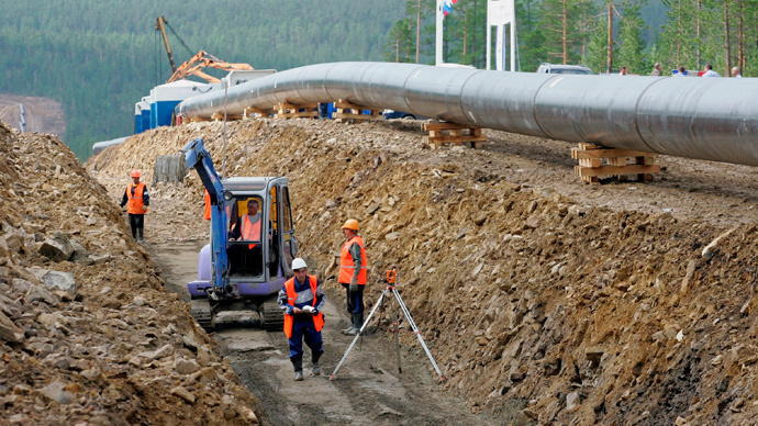 Russian govt approves gas supplies to China via the world's biggest pipeline