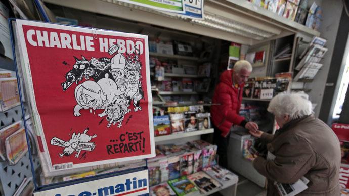 Charlie Hebdo cartoonist: 'I will no longer draw Mohammed'