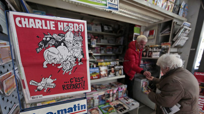 ​Charlie Hebdo cartoonist: 'I will no longer draw Mohammed'