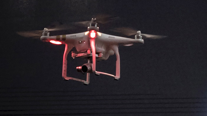 Man tasered for flying drone in Hawaii national park