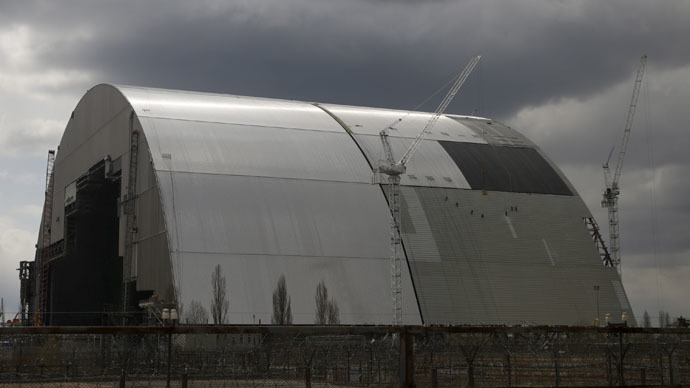 Chernobyl donor conference raises extra $200 million for New Safe Confinement project