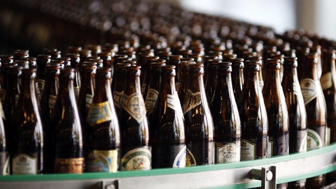 MEPs want booze to carry calorie labels