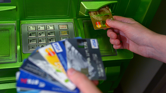 Visa and MasterCard resume operations in Crimea