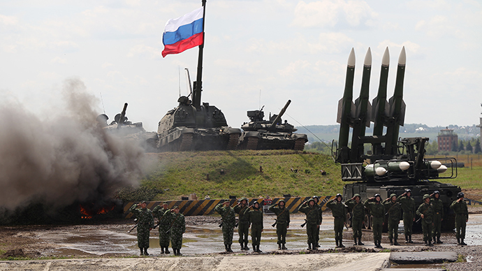 Deputy DM completely rules out war between Russia & Ukraine