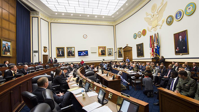 US introduces $30 mn bill to target 'Russian propaganda', ISIS threat
