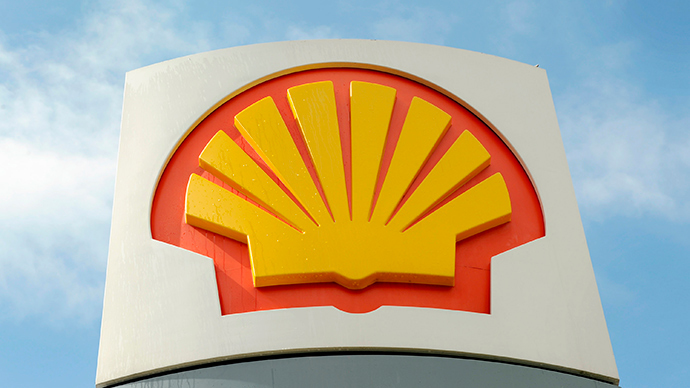 Crude awakening: Shell's first-quarter profits plunge 56%