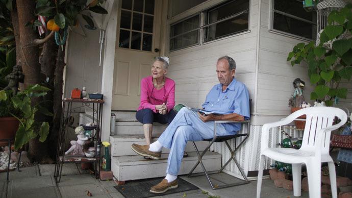 1 in 5 elderly Americans die broke – report