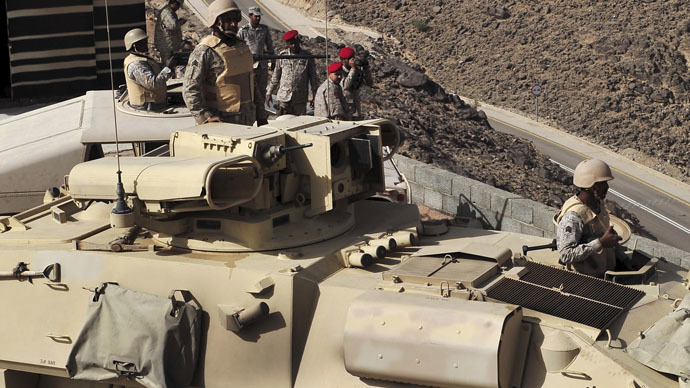 Saudi troops kill 'dozens' repelling Houthi attack on Yemen border crossing