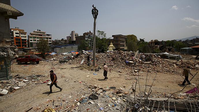 1,000 EU citizens missing after Nepal earthquake, 12 confirmed dead – ambassador