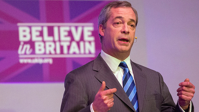 'Nigel who?' RT visits South Thanet where UKIP chief Farage pins his election hopes (VIDEO)