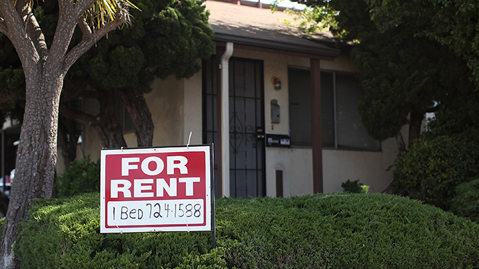 1 in 4 renters spend half their income on housing, a paycheck away from homelessness