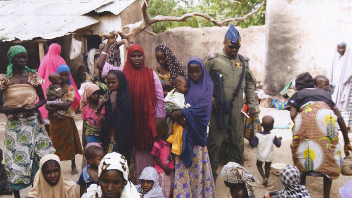 Another 234 women & children rescued from Boko Haram – Nigeria military