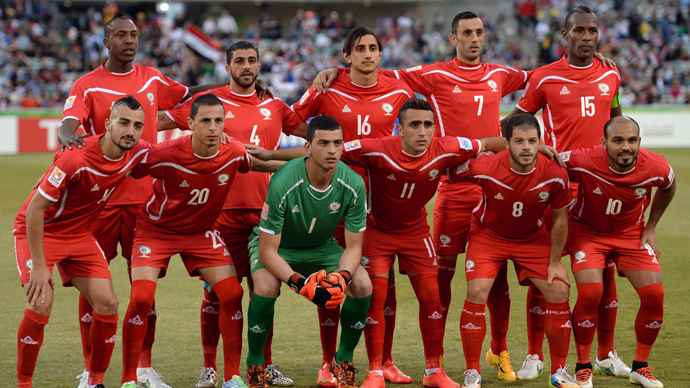 'No concessions!' Palestine to demand FIFA to expel Israel