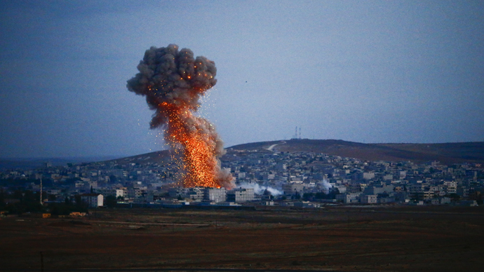 US-led airstrikes kill 52 Syrian civilians in a day, not 1 ISIS fighter – monitor
