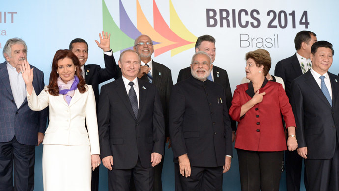 Putin ratifies BRICS $100bn currency pool deal