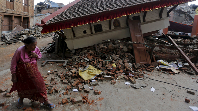 Nepal earthquake: 101-year old pulled alive from rubble, death toll 7,000+