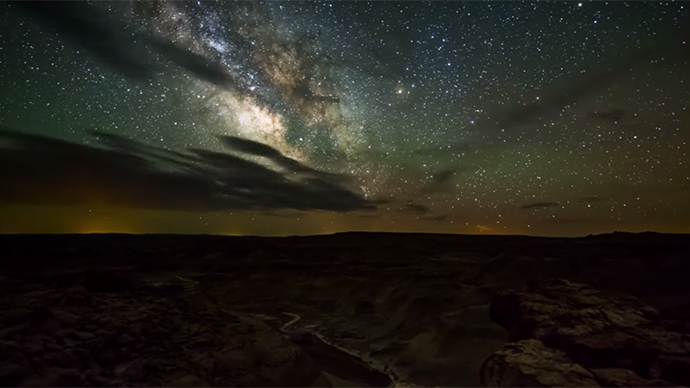 Stars and auroras: Stunning beauty of night sky in 5 time-lapse videos