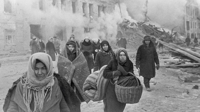 True blood sacrifice: How starving donors helped end Nazi siege of Leningrad 75 years ago