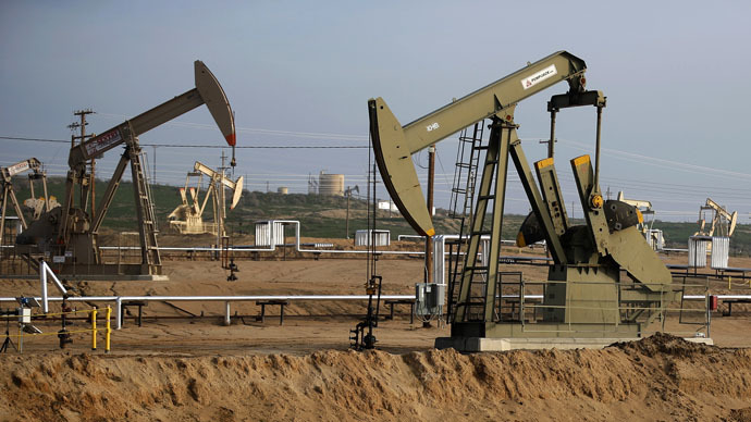 Oil Price hits high for 2015