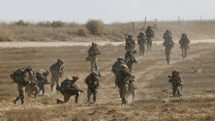 Israeli soldiers 'deliberately fired' at civilians during Gaza war – NGO