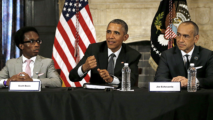 My Brother's Keeper: Obama announces new foundation for helping young minority men