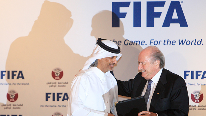 Qatar cover-up? Doha detains German reporters investigating FIFA World Cup