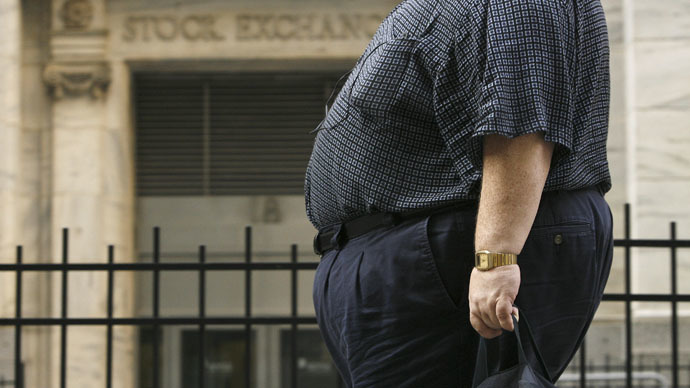 'Obesity paradox': Overweight type-2 diabetes patients outlive thinner ones, study says