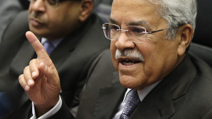 Let Allah decide oil price - Saudi oil minister