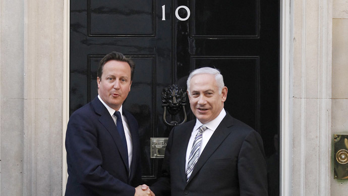 ​Labour's Israel policy 'completely wrong,' says Cameron