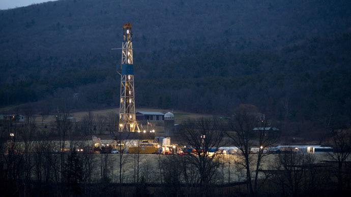 ​Tainted by fracking? Drilling chemicals found in Pennsylvania drinking water