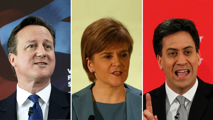 General election 2015: How UK would resolve hung parliament