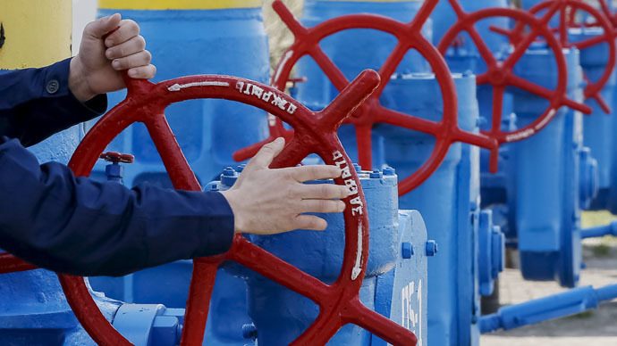 Ukraine doubles gas imports from Russia while Europe cuts reverse supplies